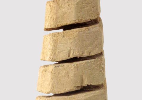 Albero piccolo 27 cm - scultura su legno