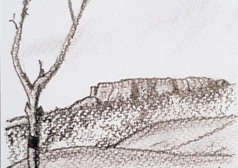 Cartolina matita 1 - 10,5x14,5 cm