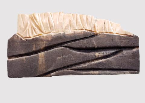 Calamita Pietra 1 - pino cembro 10x5 cm